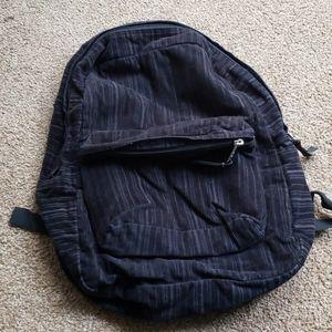 🦖2x20 Jansport corduroy backpack